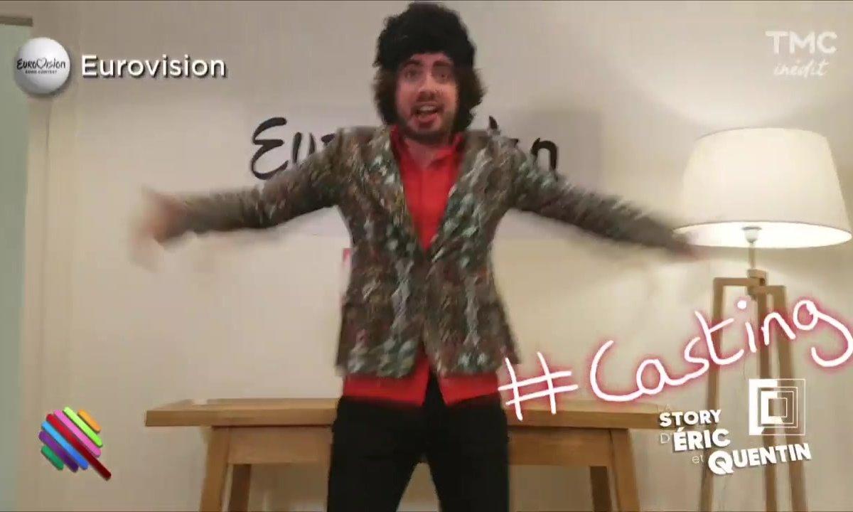 La story d'Eric et Quentin : premières images de l'Eurovision