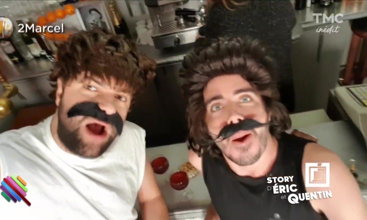 La Story d'Eric et Quentin - Mais qui donc s'occupe des sourcils de Fillon ?