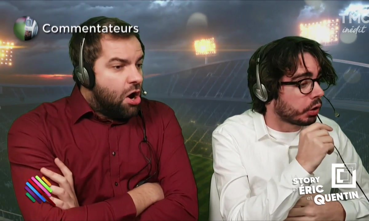 """La story d'Eric et Quentin : Au revoir, Au revoir Président  !"""""""