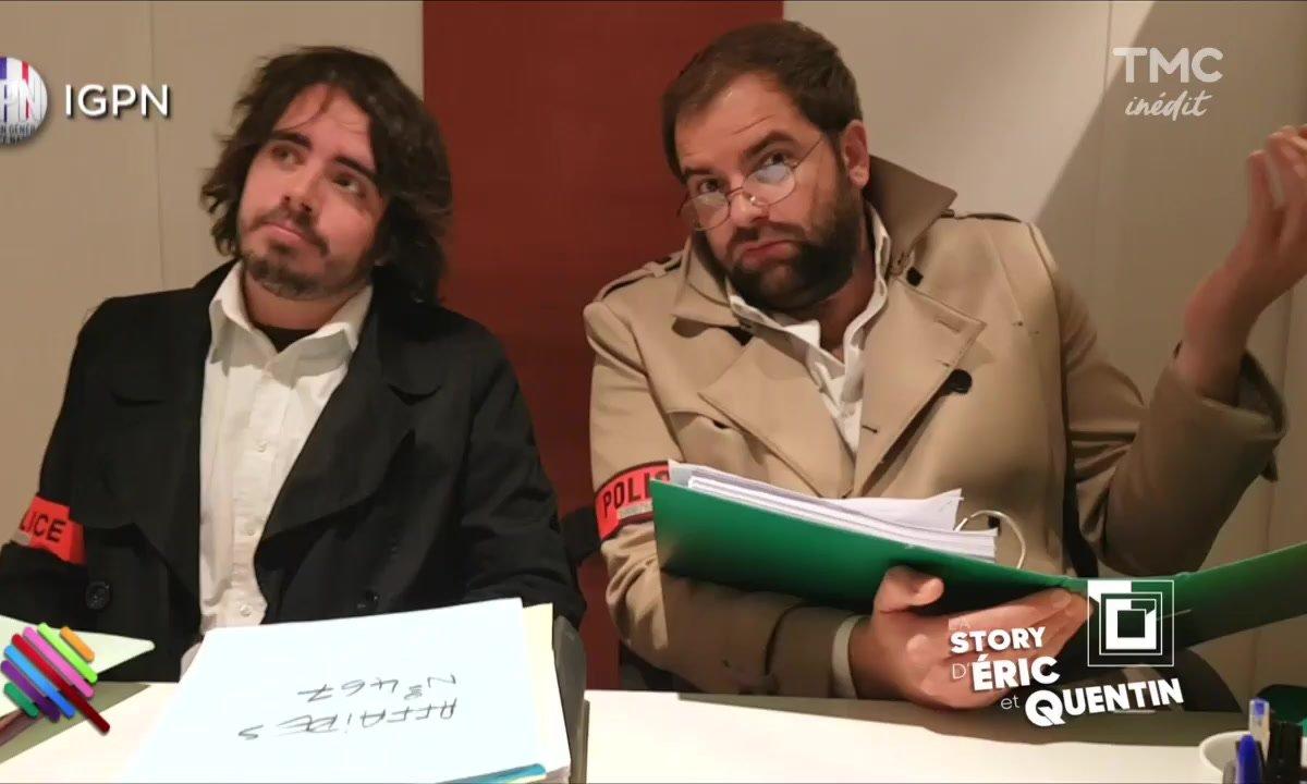 La Story d'Eric et Quentin - Affaire classée. Merci l'IGPN