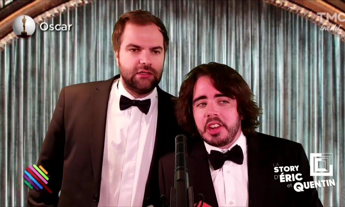 """La Story d'Eric et Quentin : """"Et l'Oscar du Meilleur film est..."""""""