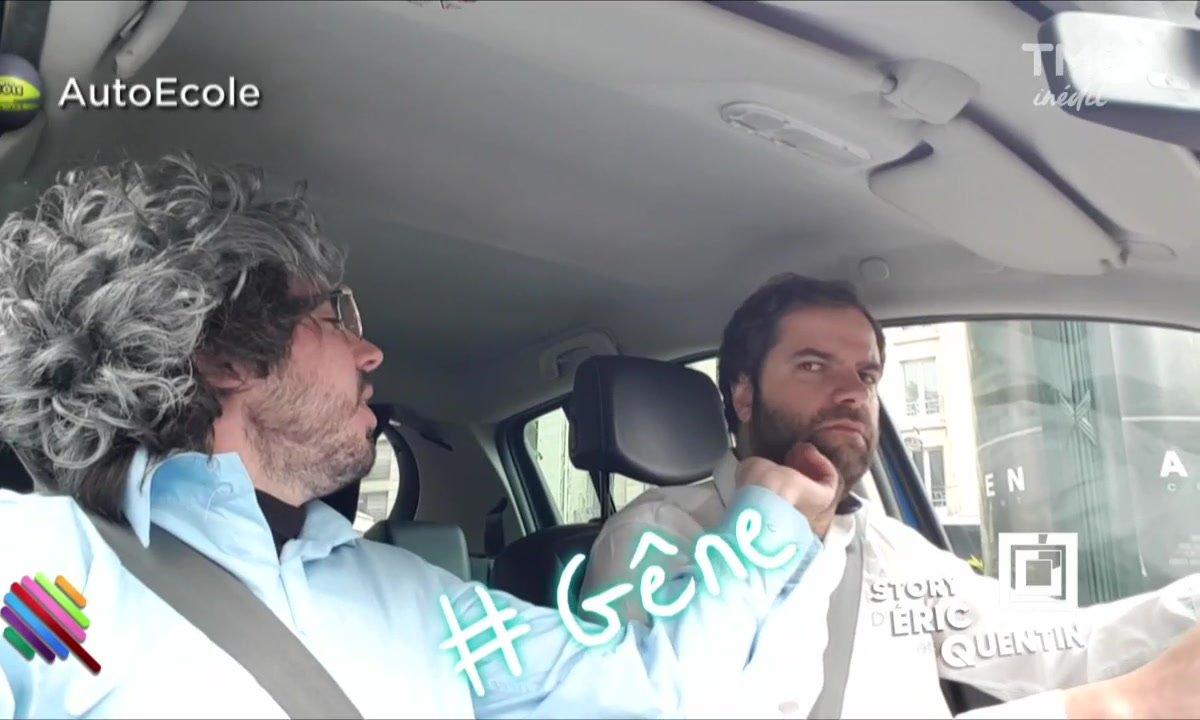 """La Story d'Eric et Quentin - """"on glisse son bulletin ?"""""""