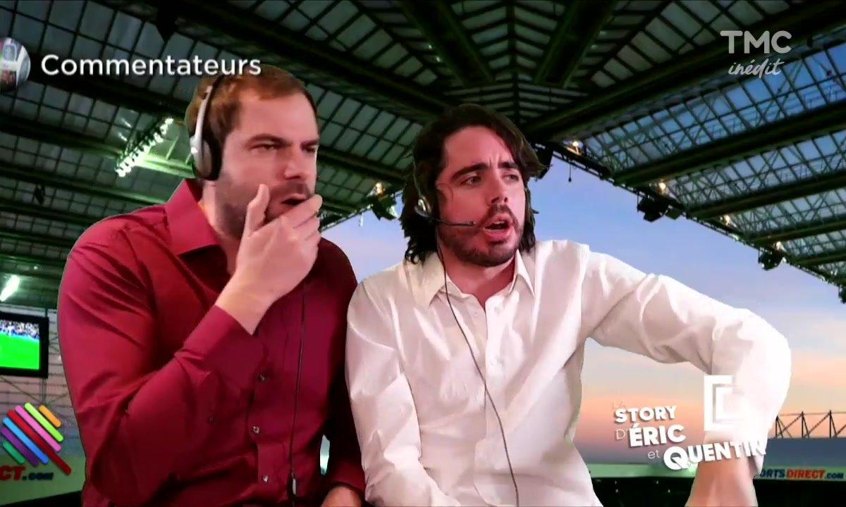 La Story d'Eric et Quentin - ils refont le débat !