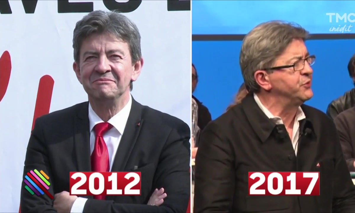 """Le style """"Mélenchon"""" décrypté par Marc Beaugé"""
