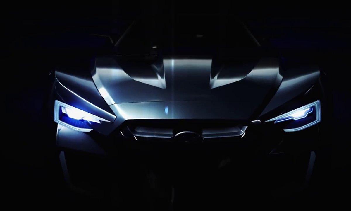 Subaru Viziv GT Concept : bientôt en piste pour Gran Turismo 6 !