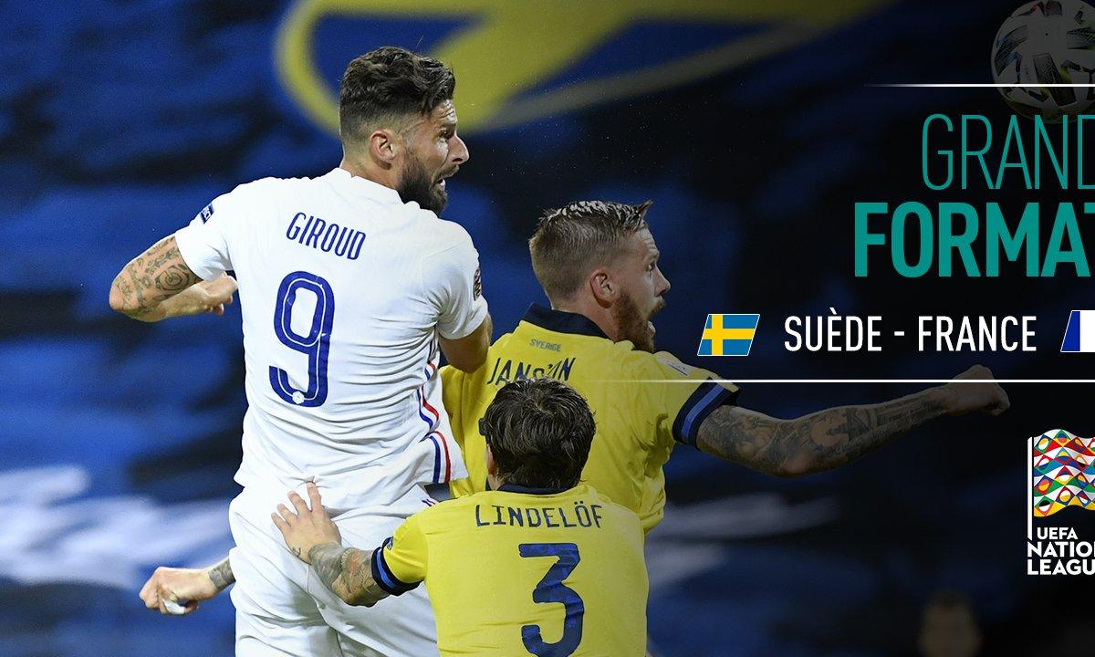 Suède - France : Voir le résumé du match en vidéo