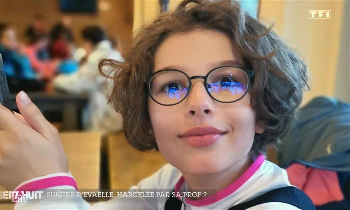 Suicide d'Evaëlle, harcelée par sa prof ?