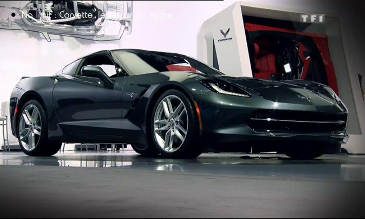 No Limit : La Corvette fête ses 60 ans !