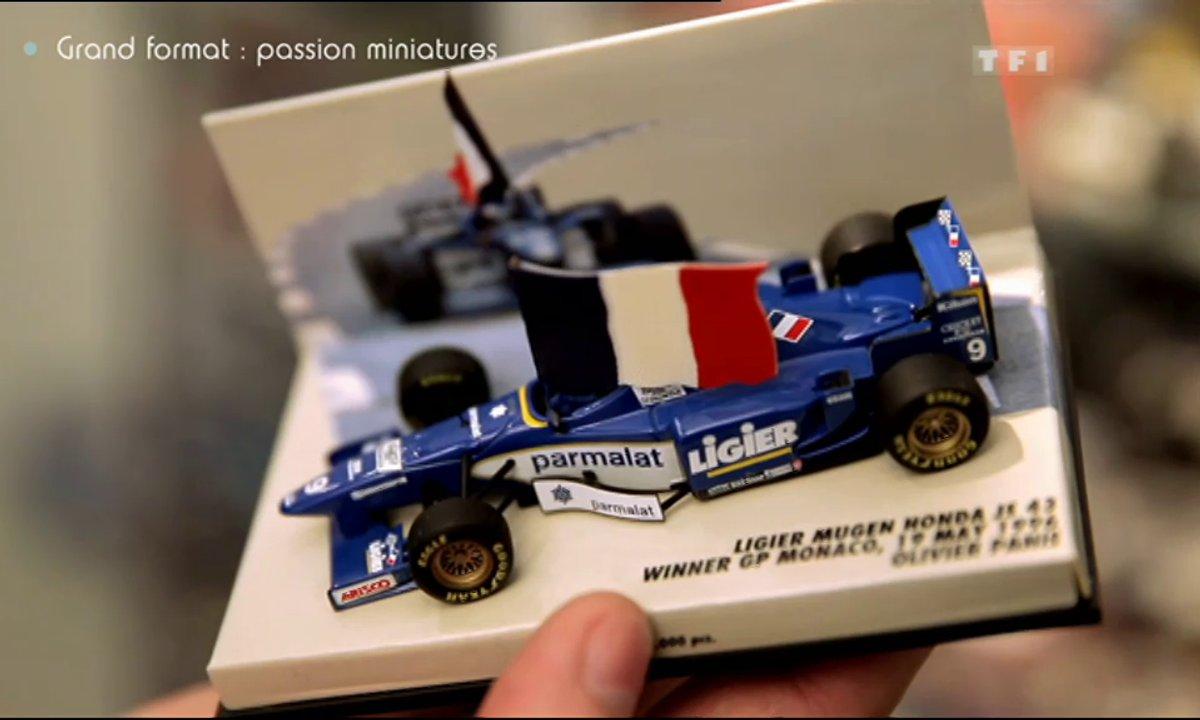 Grand Format : la passion des miniatures