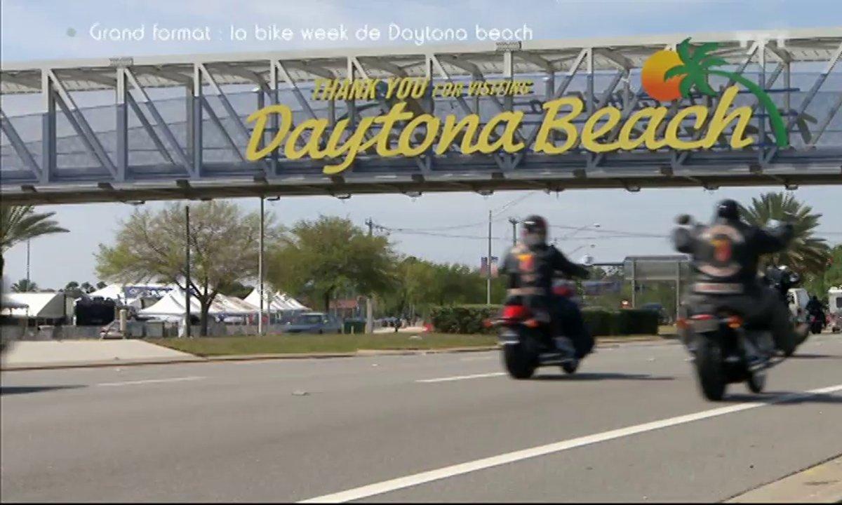 Grand Format : Les bikers de Daytona