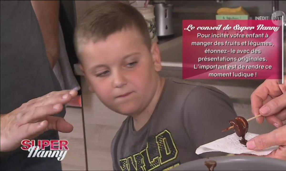 Une astuce géniale pour convaincre les enfants de manger des fruits
