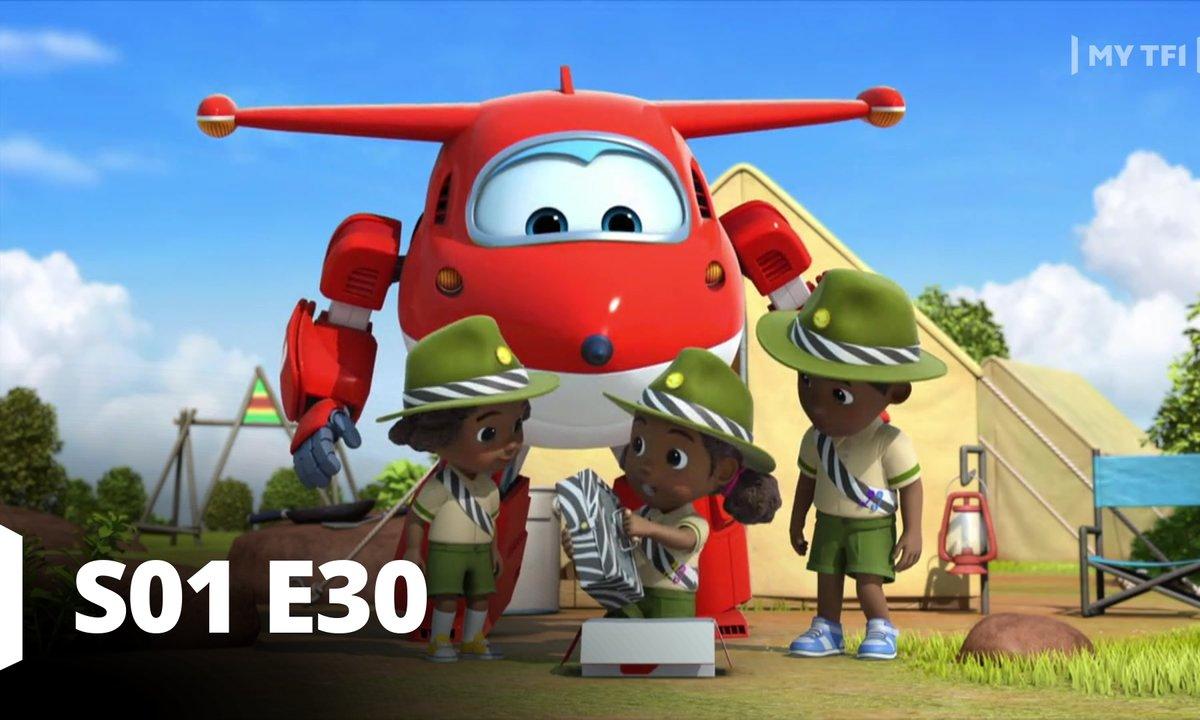 Super Wings - S01 E30 - C'est dans la boîte !