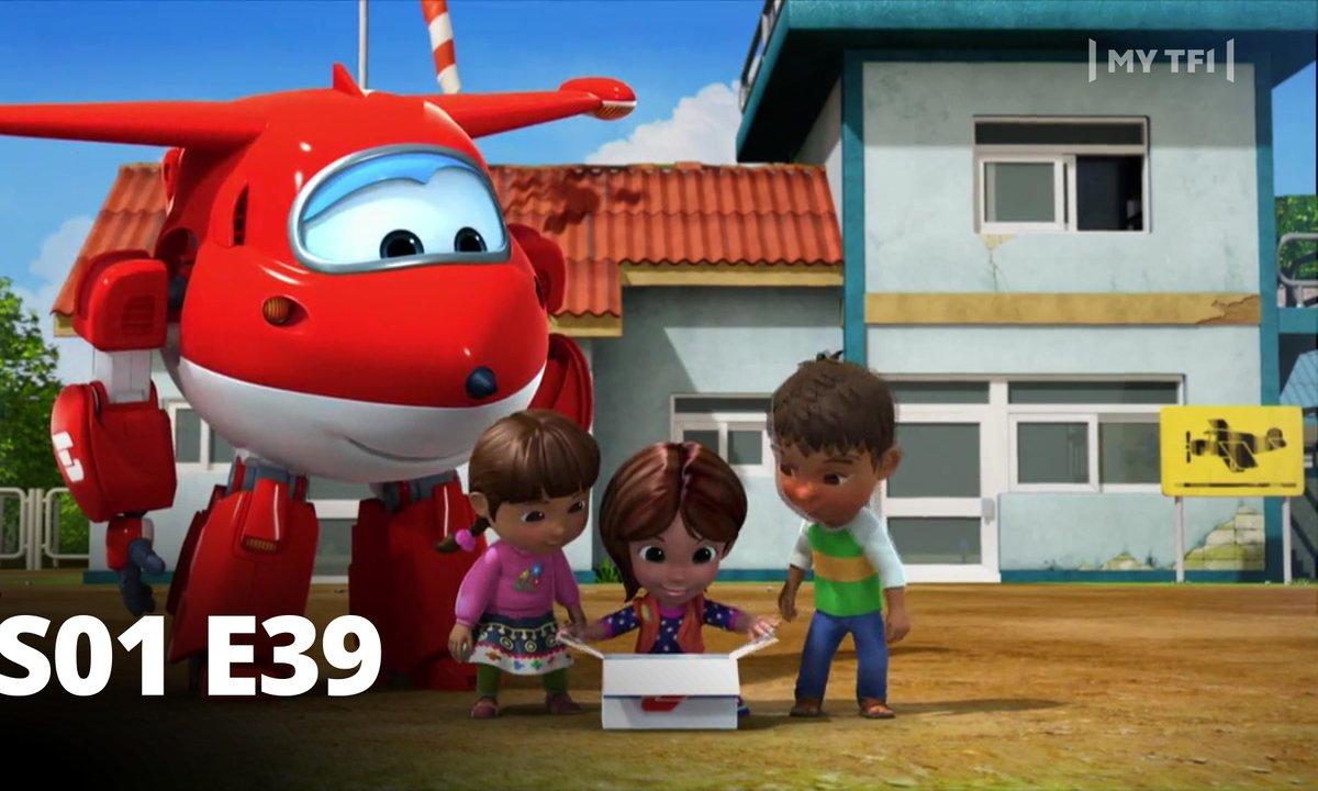 Super Wings - S01 E39 - Fous d'avions!