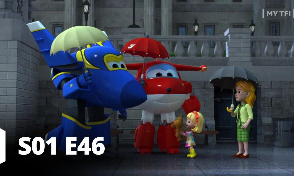 Super Wings -S01 E46 - La danse des parapluies