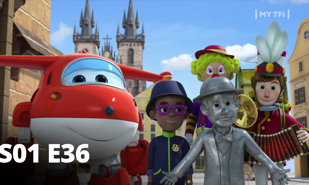 Super Wings - S01 E36 -La mauvaise adresse