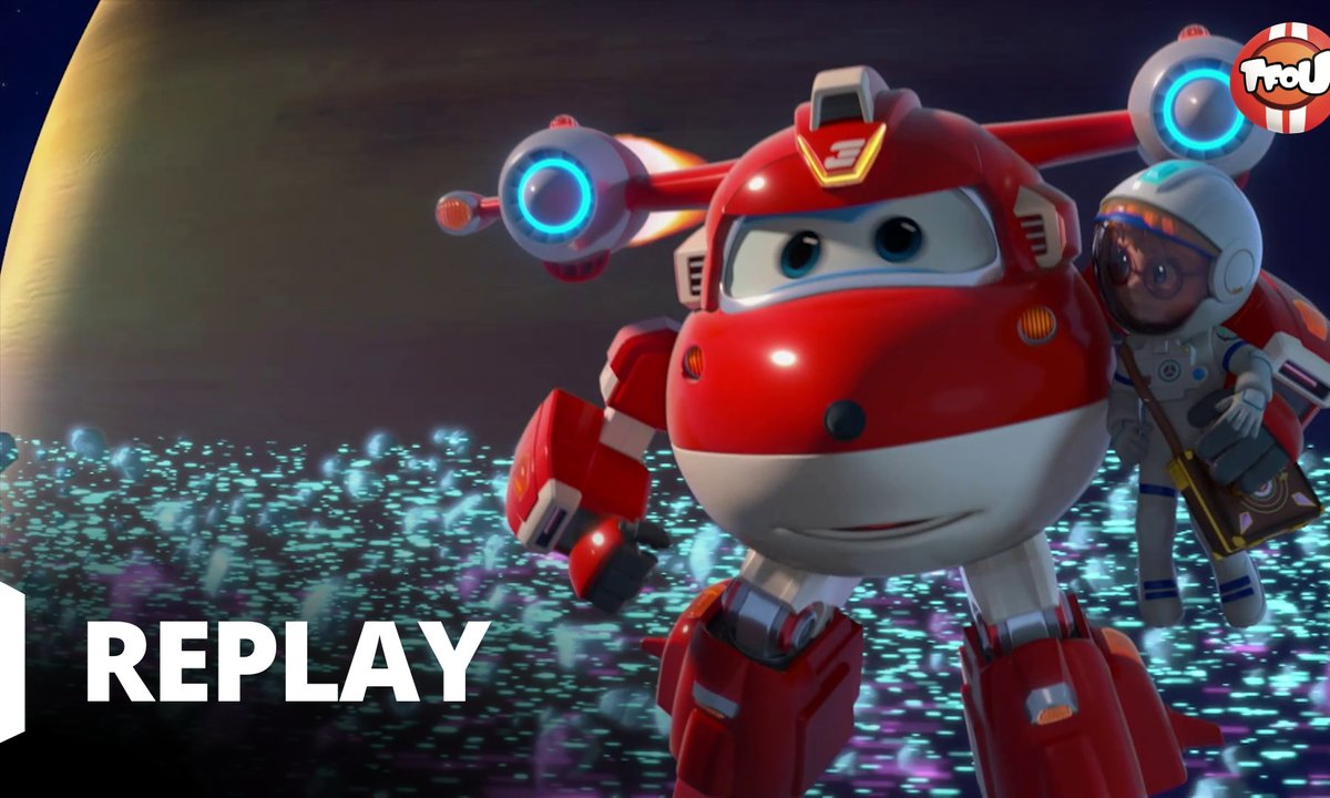 Super Wings - Mission collection - partie 2