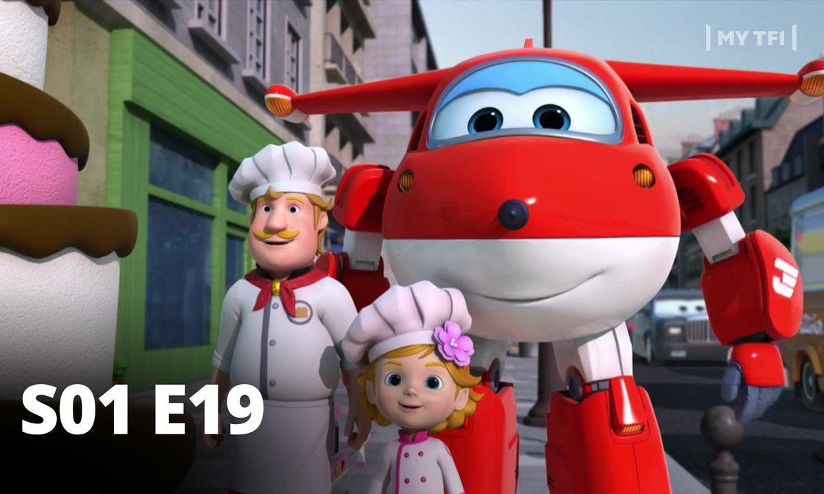 Super Wings - S01 E19 -  une recette 3 étoiles