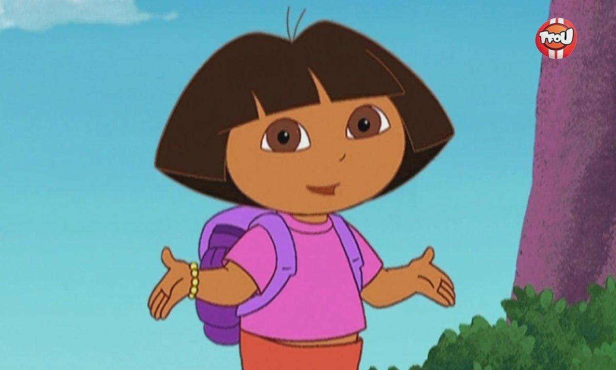Dora l'exploratrice - Super Carte - Extrait