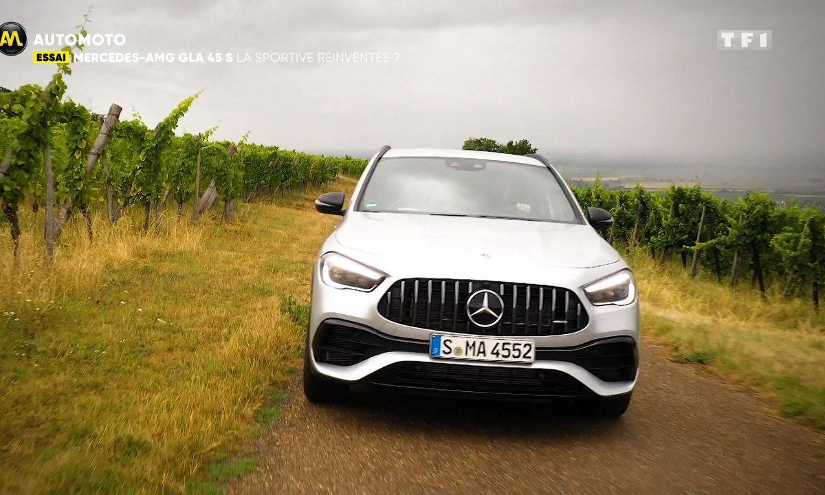 Essai : Mercedes-AMG GLA 45 S, la sportive réinventée ?