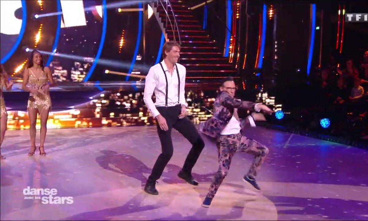 Le switch de l'impossible : quand Camille Lacourt danse avec Jean-Marc Généreux