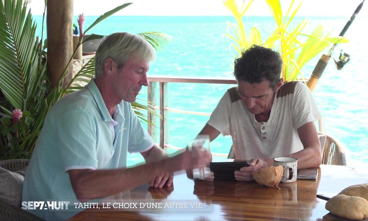 Tahiti, le choix d'une autre vie