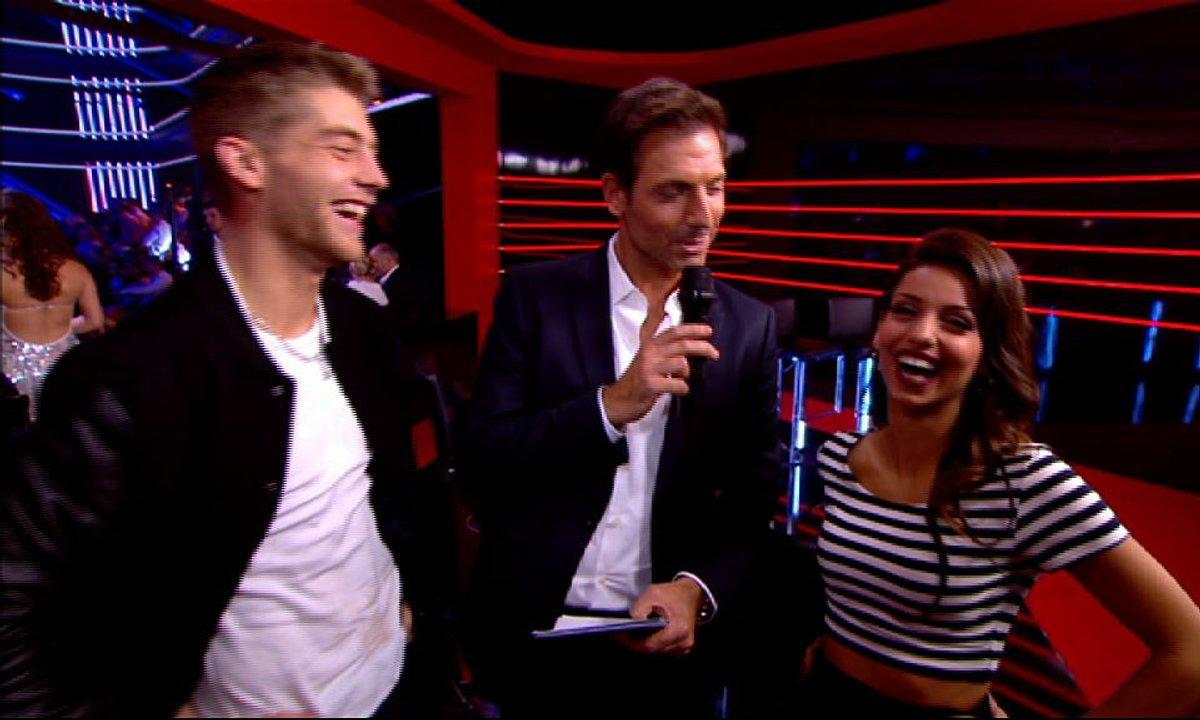 #DALS Interview : Tal et Yann-Alrick ont ébloui le jury !