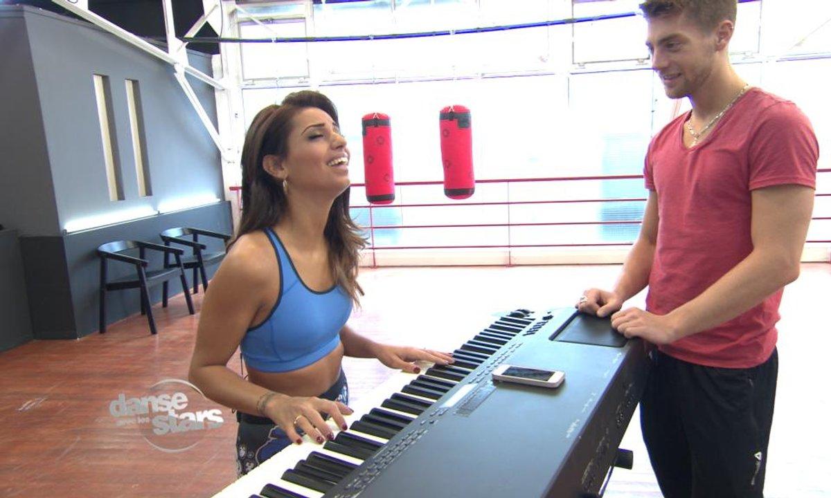 "#DALS répétitions : Tal interprète ""Fallin"" d'Alicia Keys !"