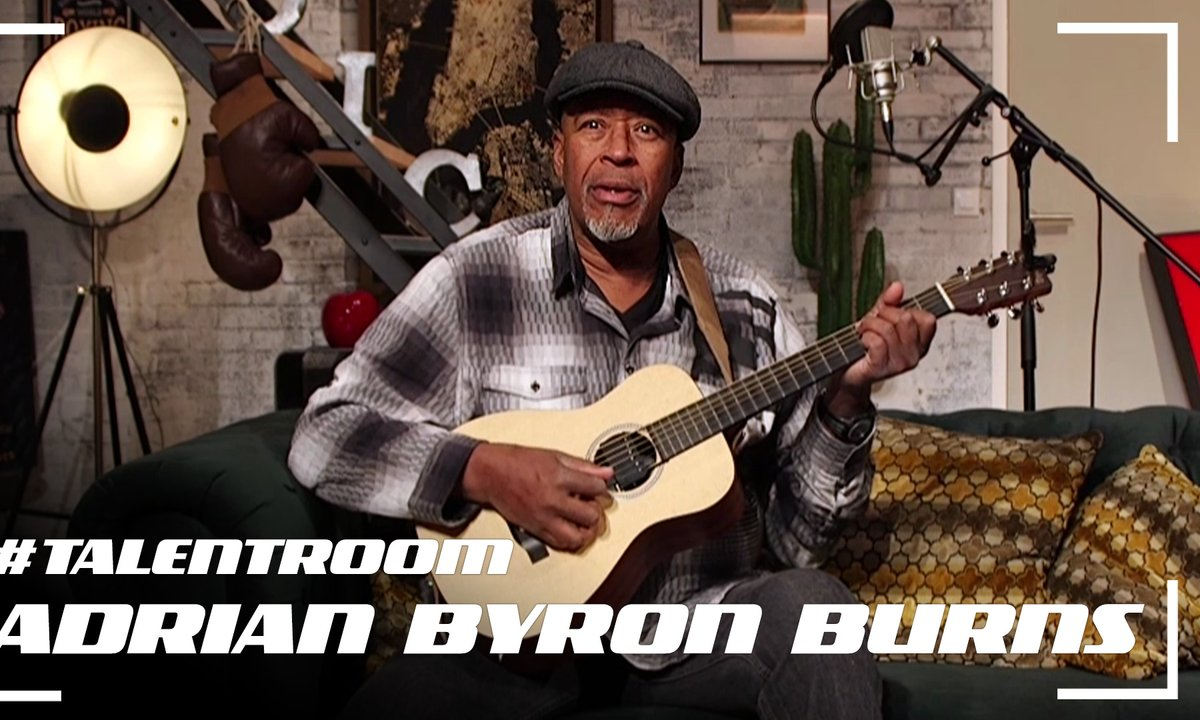 #TALENTROOM – Adrian Byron Burns : Creedence Clearwater Revival – « Proud Mary»