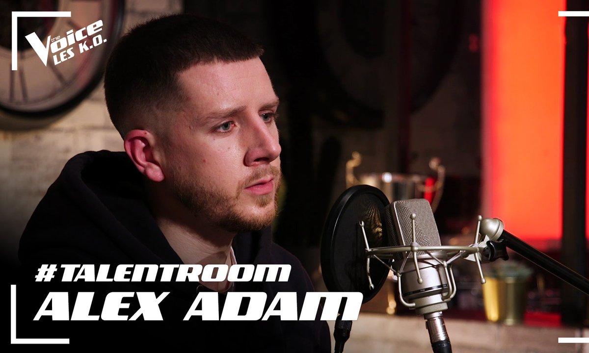 #TALENTROOM – Alex Adam : James Arthur  - Say You Won't Let Go