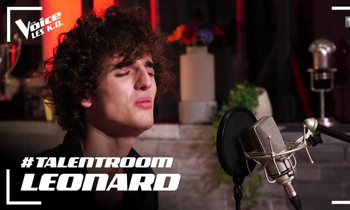#TALENTROOM – Léonard : Julien Doré – Chou Wasabi