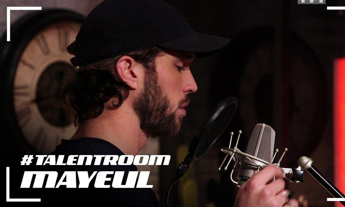#TALENTROOM : MAYEUL - Drôle de question (Roméo Elvis)