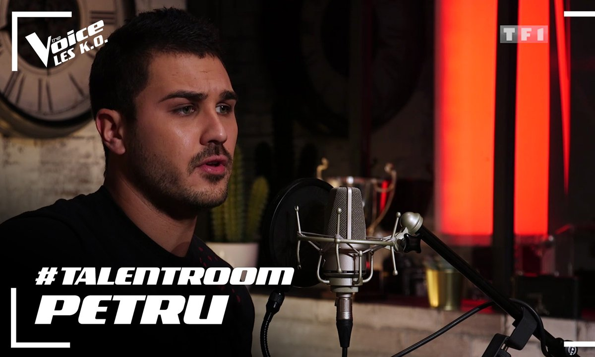 #TALENTROOM – Petru : Tiago - Kendji Girac
