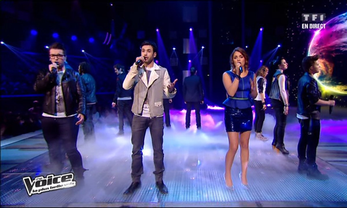 The Voice saison 02 - We Are The World (USA for Africa) (saison 02)