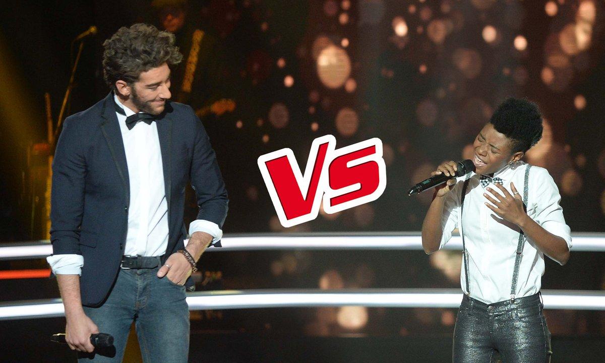 Tamara VS Nick Mallen, face-à-face atypique sur « Thinking Out Loud » (Ed Sheeran) (Saison 05)