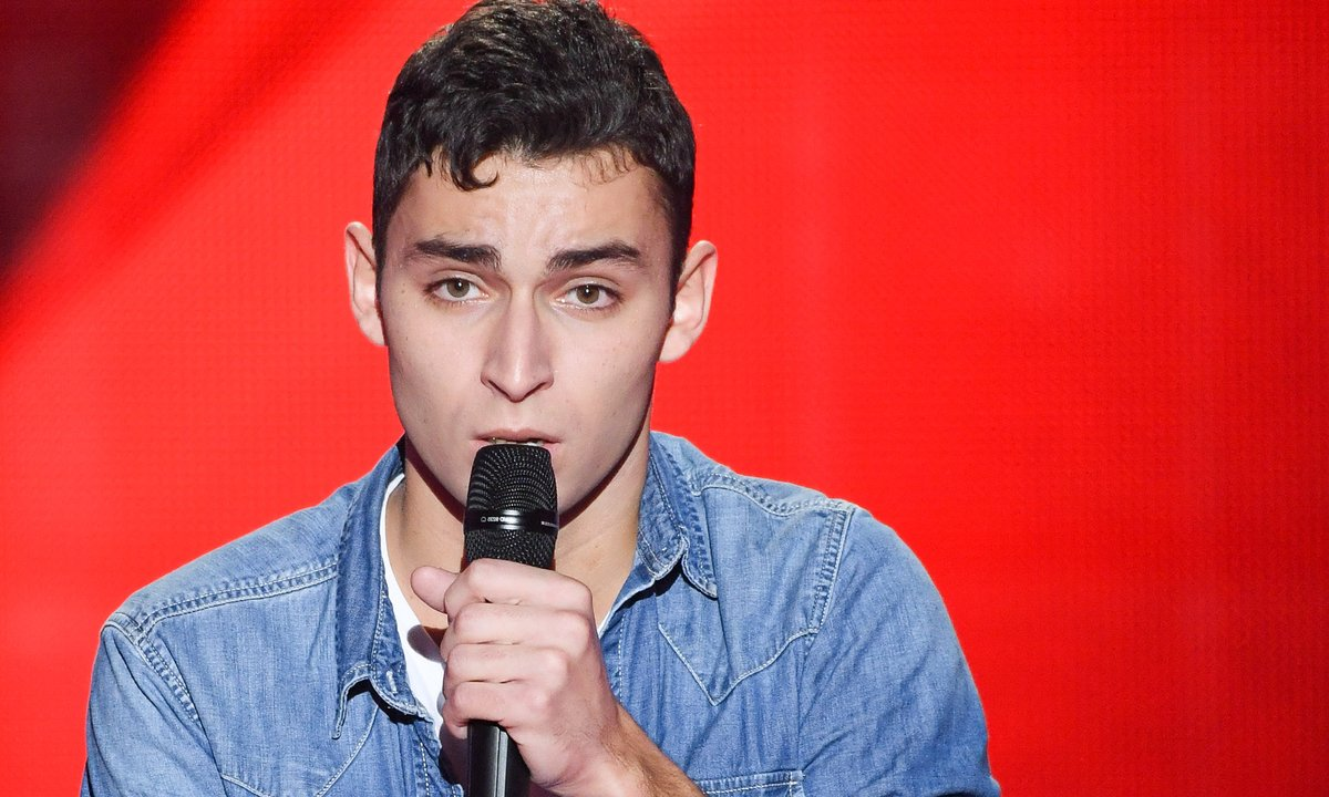 The Voice 2021 – Tarik chante