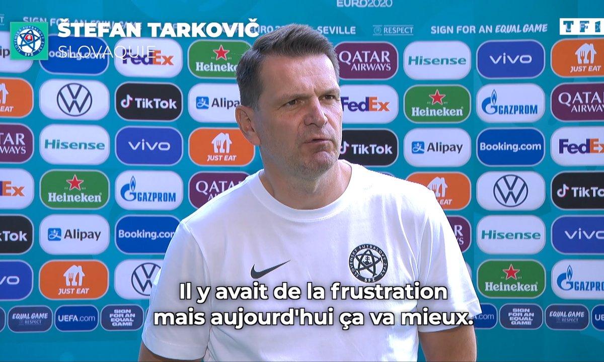 """Tarkovic : """"Se préparer pour affronter l'Espagne est toujours un challenge"""""""