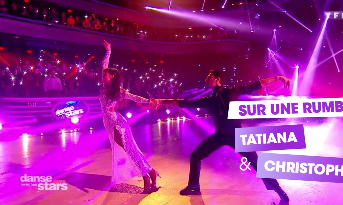 Sur une Rumba, Tatiana Silva et Christophe Licata (Whitney Houston)
