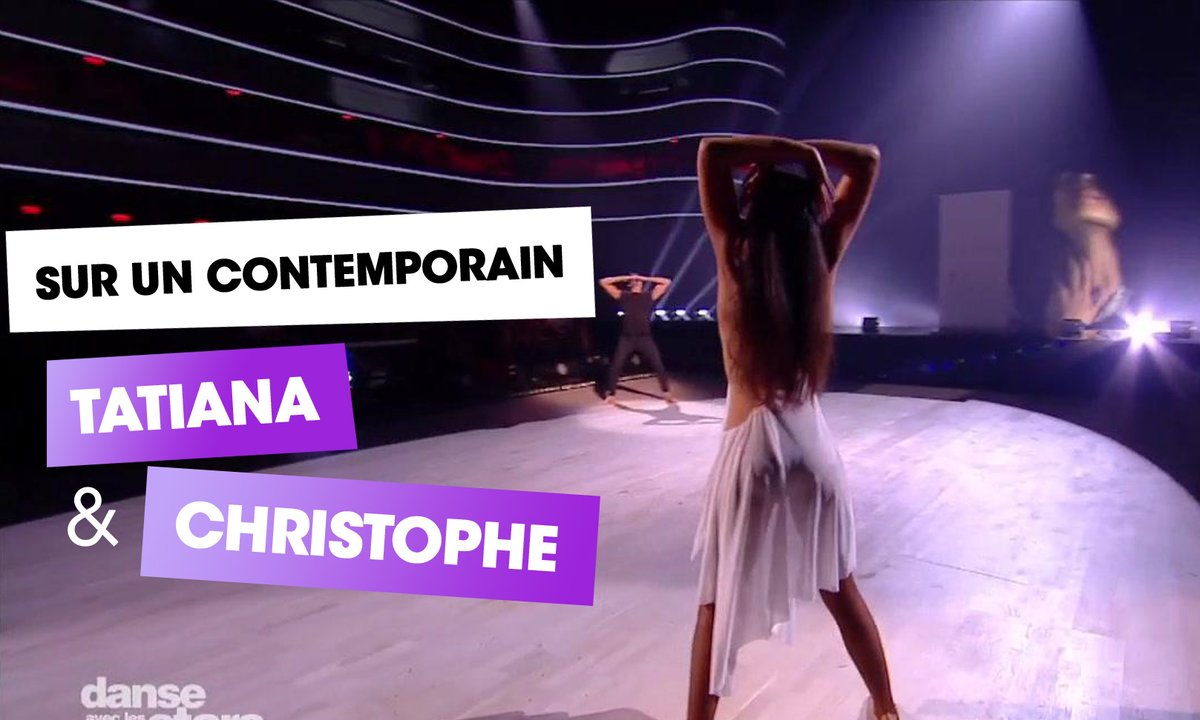 Sur une danse contemporaine, Tatiana Silva et Christophe Licata (What About Us)