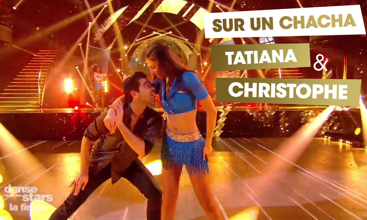 Sur un chacha, Tatiana Silva, Christophe Licata (Magnolias forever)
