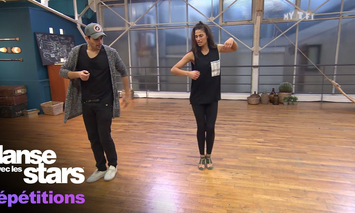Tatiana Silva et Christophe Licata : « Vas-y bébé, danse ! »