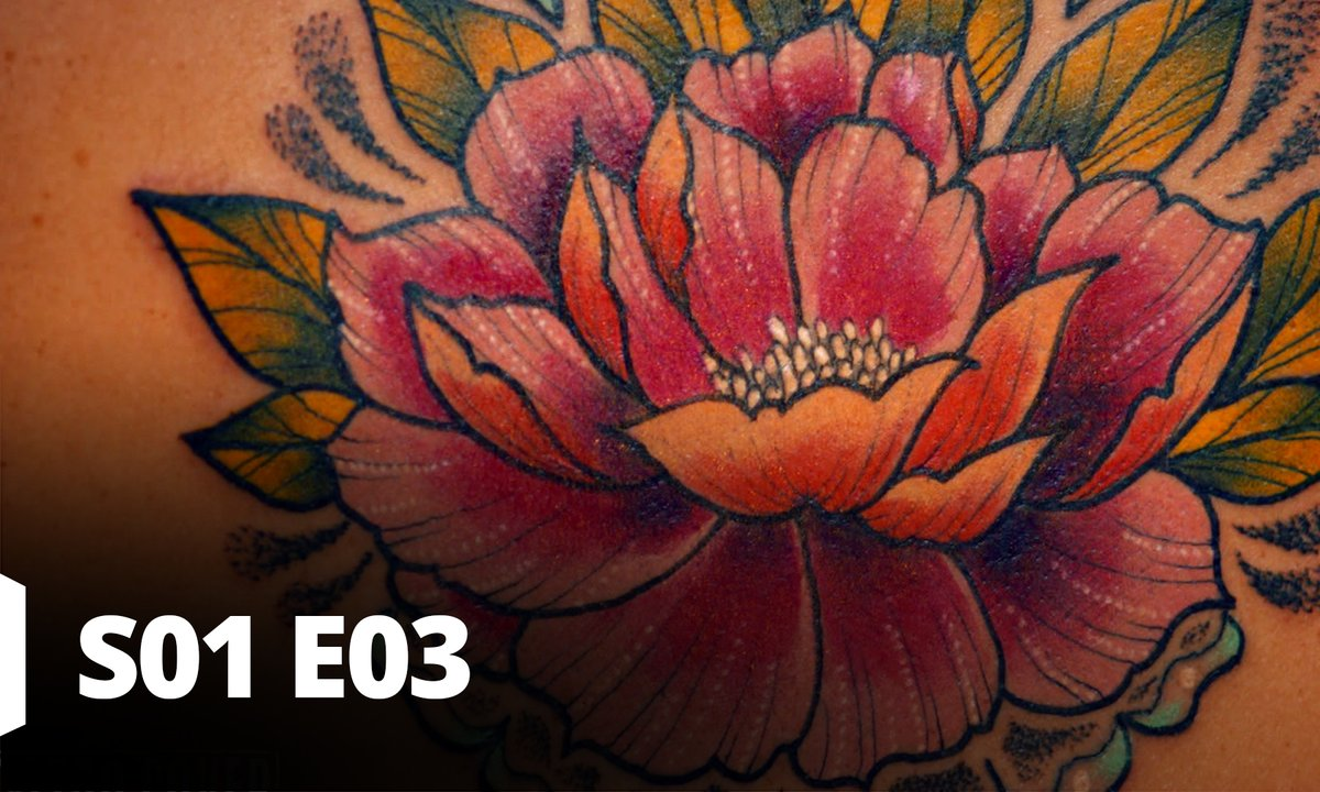 Tattoo Cover : On holiday - S01 Episode 03