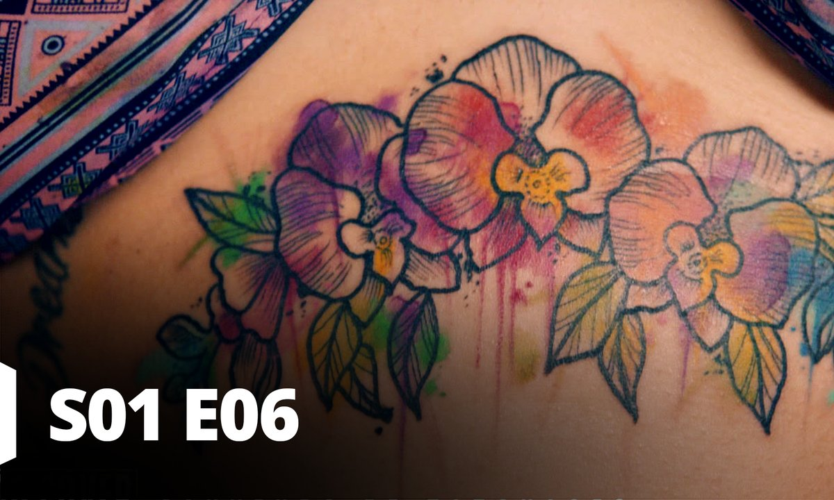 Tattoo Cover : On holiday - S01 Episode 06