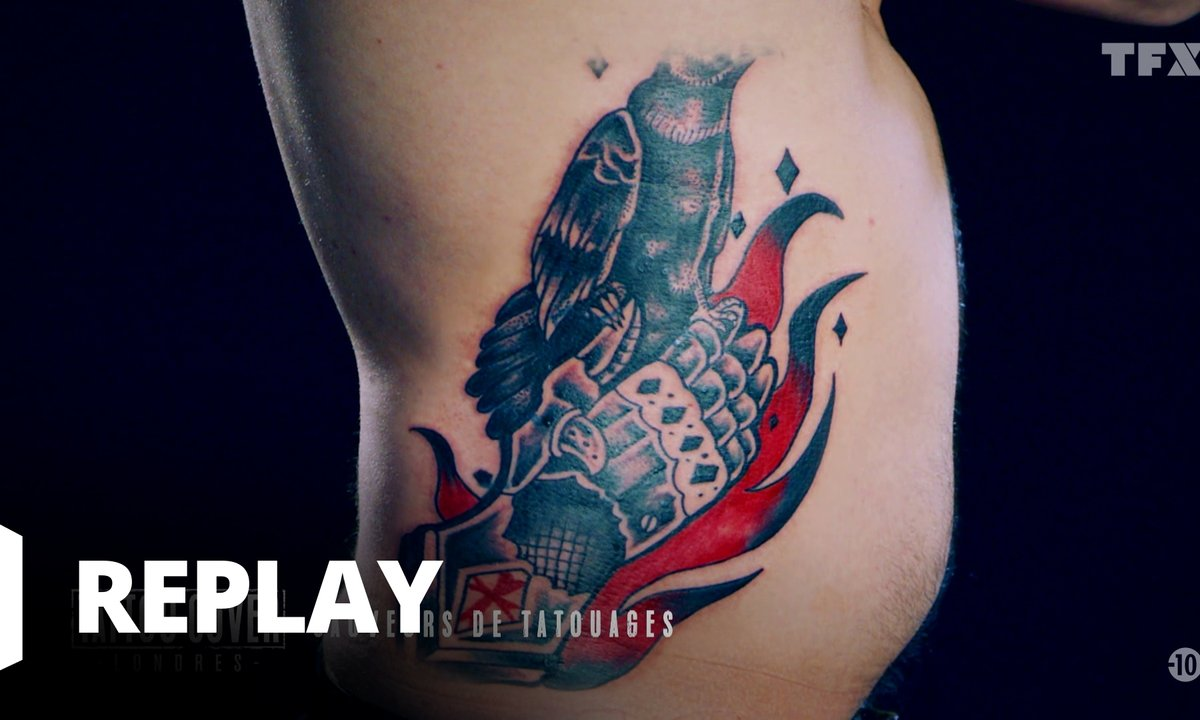 Tattoo Cover : Londres - S02 Episode 305