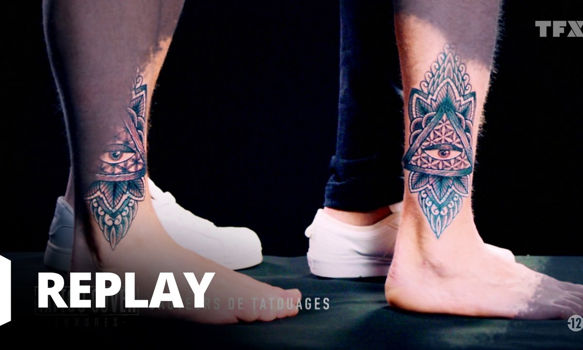 Tattoo Cover : Londres - S04 Episode 215