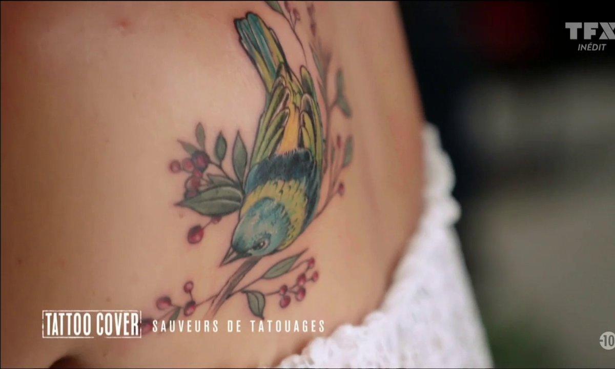 Ange Gardien Protecteur Tatouage exclu - tous les plus beaux covers de tattoo cover