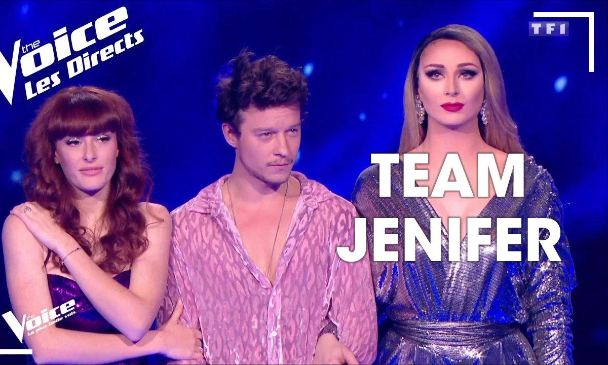[Jenifer] : Léona Winter, Poupie ou Sidoine ? Les qualifiés pour la demi-finale sont…. (Direct 2 – Saison 8)