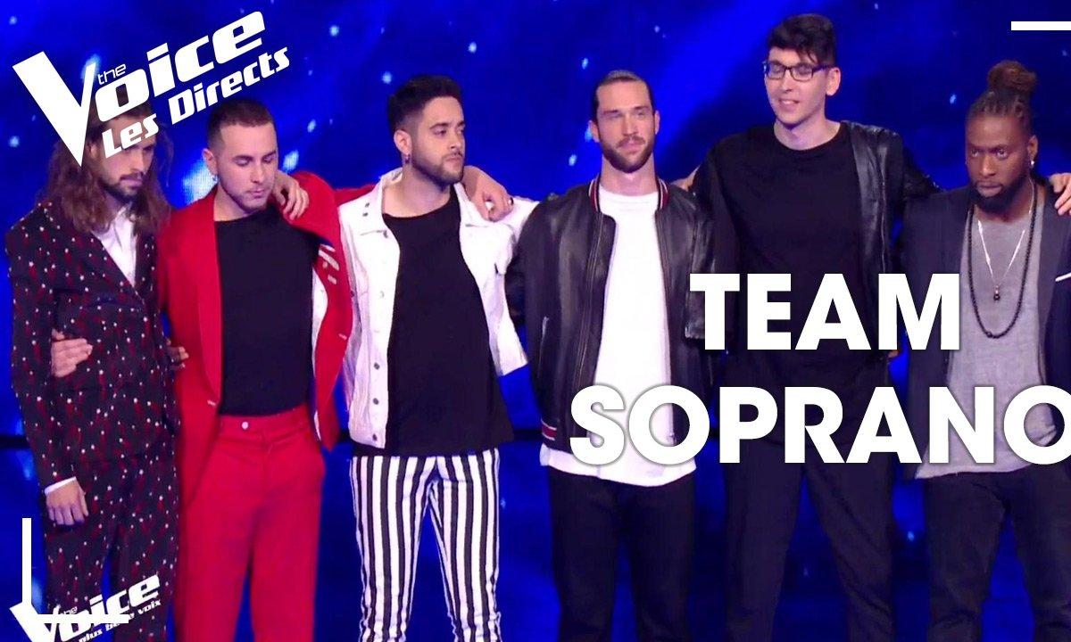 Team Soprano : Clément, Gage, Mayeul/Scam Talk ou Vay ? Les qualifiés sont….
