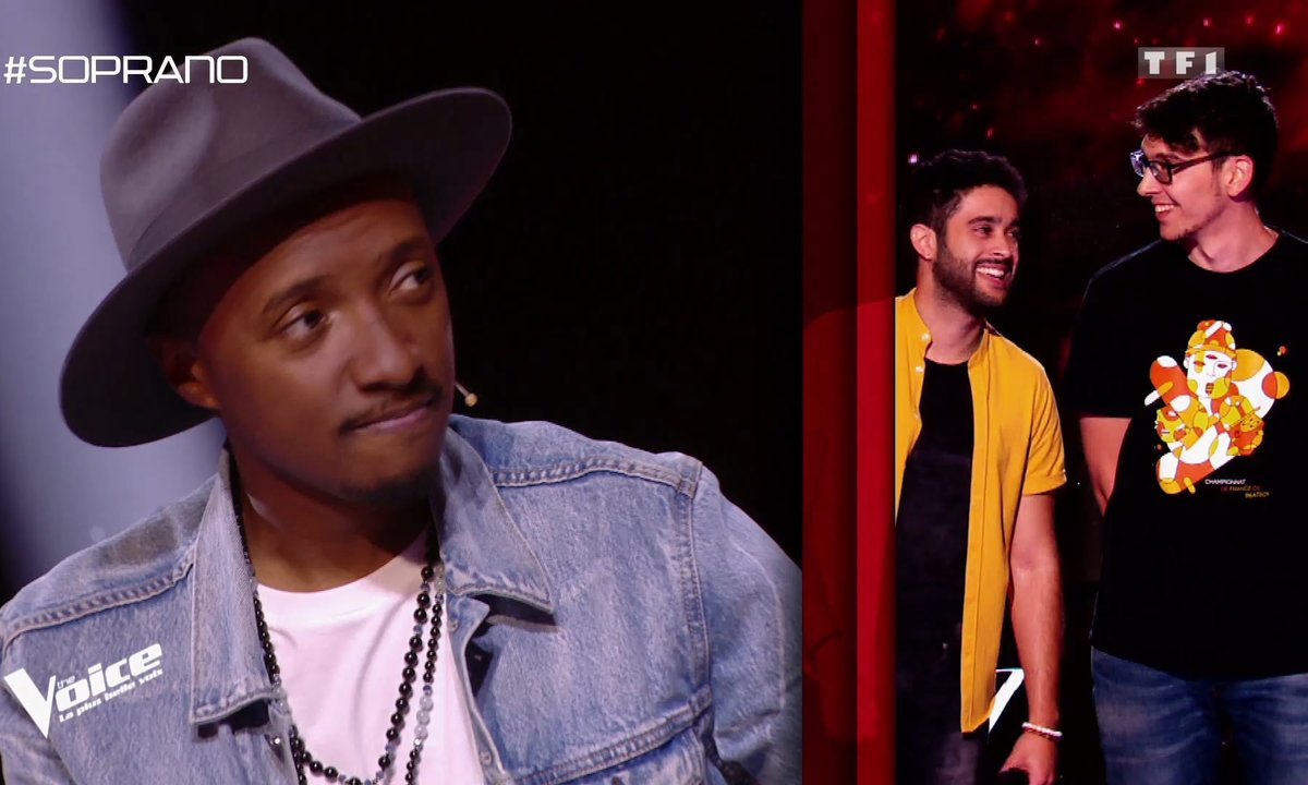 Soprano - point sur ses nouveaux Talents (candidats): Auditions #06 -