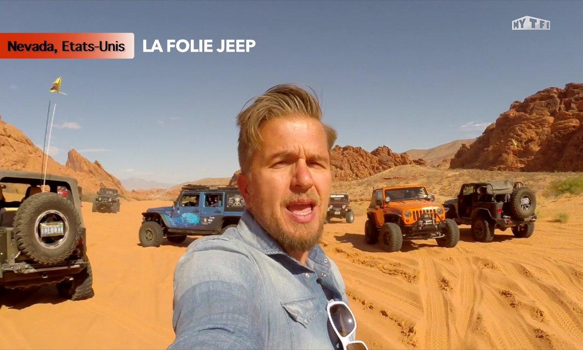Teaser Automoto : Folie Jeep et SEMA Show ce dimanche 13 novembre 2016