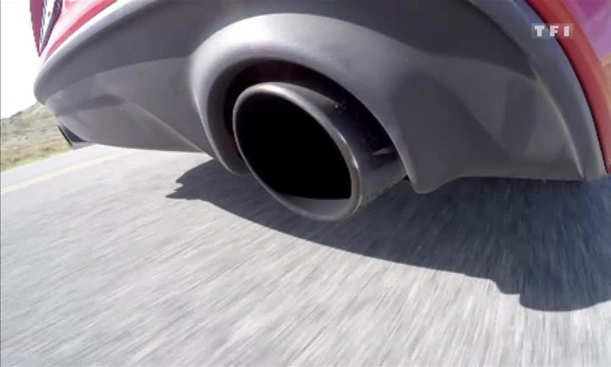 Teaser : la Dodge Charger SRT Hellcat à l'essai dans Automoto